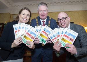 new publication outlining the range of mental health supports available to young people in Cork was launched by Lord Mayor Cllr Mick Finn today (Tuesday February 5th).