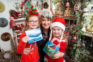 Renowned Cork artist launching bespoke Christmas Card collection for Cancer Research