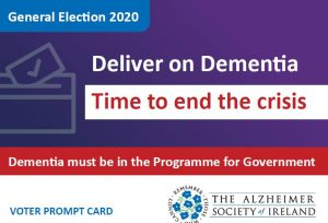 Small numbers of candidates pledge to support dementia while people are living in crisis