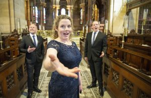 The world-renowned Cork International Choral Festival takes place online this week from April 28th – May 2nd