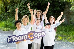 COPE FOUNDATION LAUNCH TWO EIGHT ZERO ZERO CHALLENGE