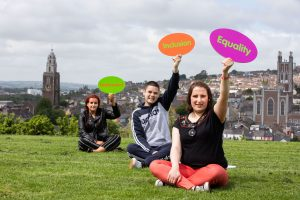 COPE FOUNDATION INVITES PEOPLE OF CORK TO JOIN THEIR 5 PEAKS 1 WEEK CHALLENGE AND STAND UP FOR PEOPLES' RIGHTS